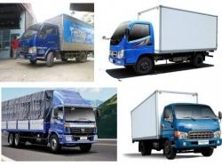 Con đường nghề nghiệp: Mua xe tải chở hàng thuê có mang lại lợi nhuận khủng?
