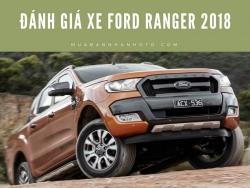 Đánh giá xe Ford Ranger 2018