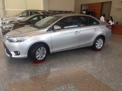 Lưu ý mua xe Vios trả góp tại TPHCM