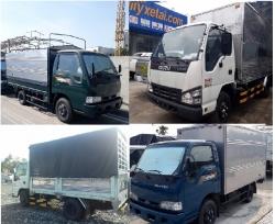 Xe tải Isuzu và xe tải Kia: nên mua xe tải nhẹ hãng nào?