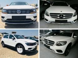 Volkswagen Tiguan Allspace 2018 và Mercedes-Benz GLC: Mẫu xe nào xứng đáng là ông vua trong phân khúc SUV dưới 2 tỷ