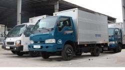 Tư vấn xe tải 1 tấn Kia giá bao nhiêu?