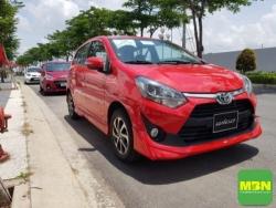 Hiện nay Toyota Wigo 2018 giá bao nhiêu?