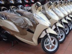 Mua bán xe máy Lead 2015 125 fi phiên bản cao cấp tại Đà Nẵng