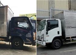 So sánh đánh giá xe tải Hyundai 3.5 tấn và Isuzu 3.5 tấn