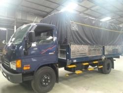 Tư vấn ưu nhược điểm xe tải Hyundai HD120s 8.5 tấn thùng dài 6m khi mua xe online tại Mua Bán Nhanh Đà nẵng