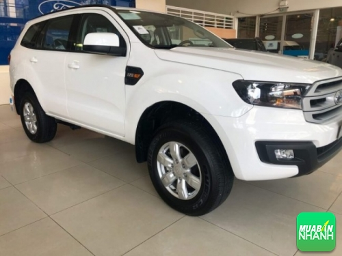 Thông số kỹ thuật Ford Everest Ambiente