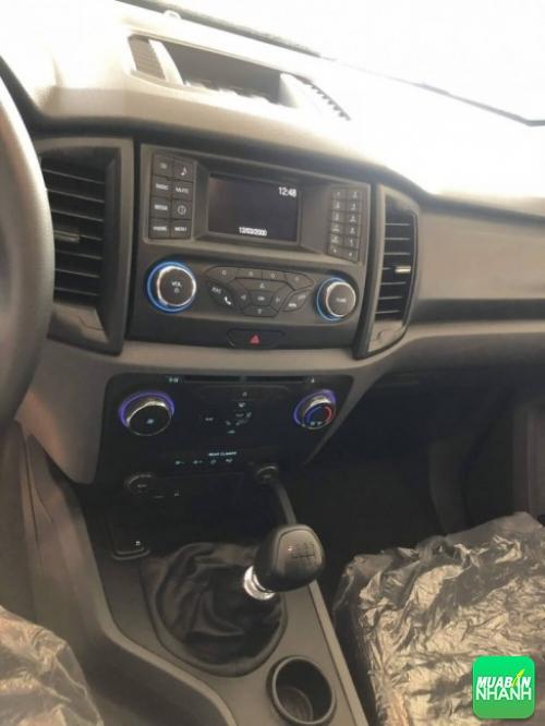 Động cơ & vận hành Ford Everst Ambiente 2018